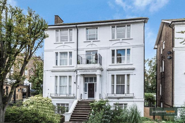 Thumbnail Flat for sale in Brondesbury Road, Kilburn, London