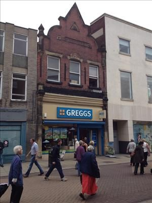 Thumbnail Retail premises to let in 17 Baxtergate, Doncaster