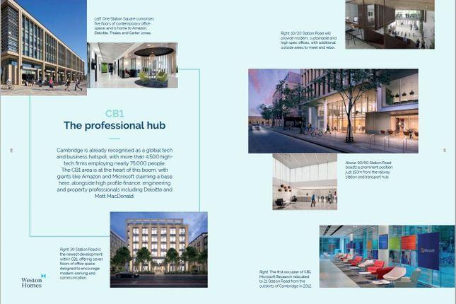 Professional Hub of Station Road, Cambridge CB1