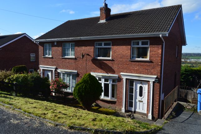 Thumbnail Semi-detached house for sale in 6 Kenard Villas, Newry