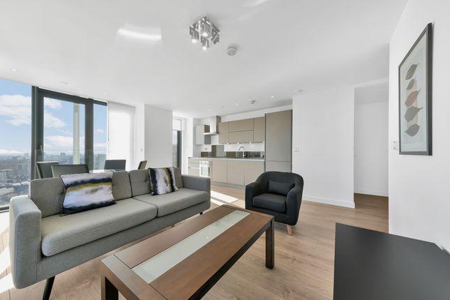 Living Room of Stratosphere Tower, Stratford, London E15