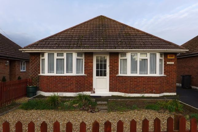 Thumbnail Detached bungalow to rent in Shaftesbury Road, Gillingham