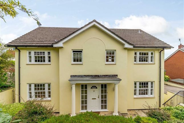 Thumbnail Detached house for sale in High View, Chepstow, Monmouthshire