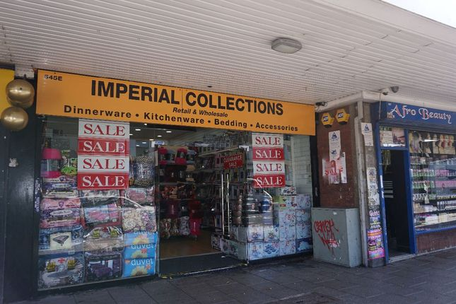 Shop Front of Stockport Road, Longsight, (Business For Sale) M12