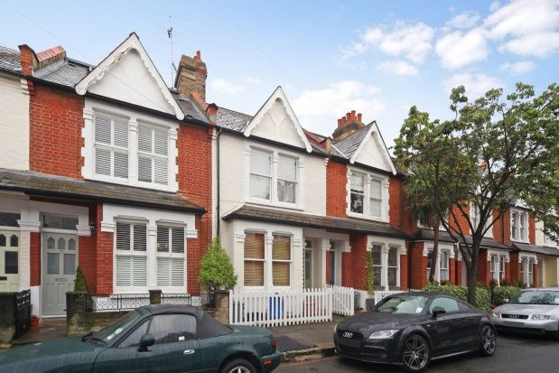 2 bed cottage to rent in Geraldine Road, Chiswick