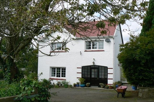 Thumbnail Country house for sale in Narberth Road, Haverfordwest