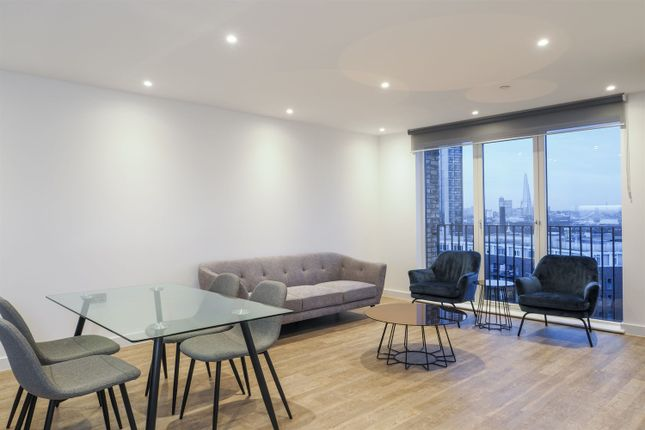 Thumbnail Property to rent in Surrey Quays Road, London