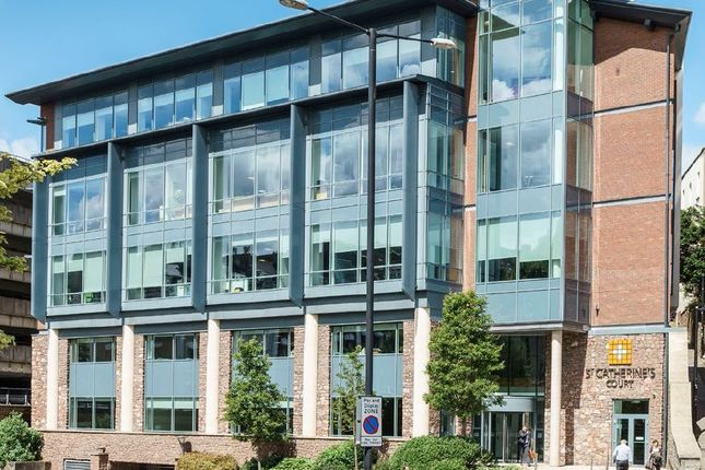 Thumbnail Office to let in Berkeley Place, Clifton, Bristol