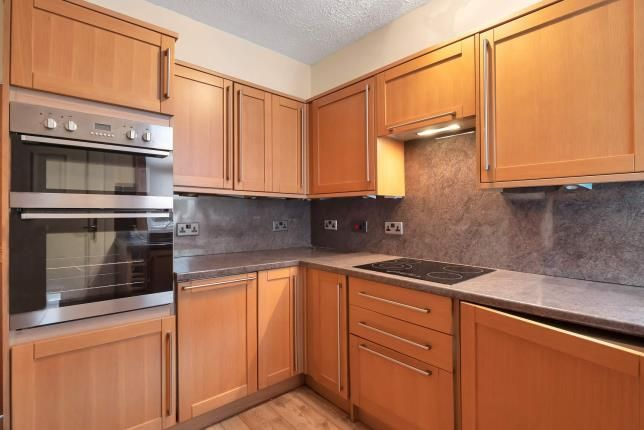 Kitchen of Innes Park Road, Skelmorlie, North Ayrshie, Scotland PA17