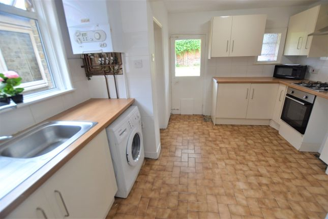 Thumbnail Terraced house to rent in Fairfax Road, London