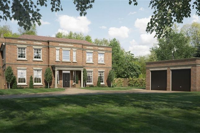 Thumbnail Detached house for sale in Halstead Grange, Halstead Hill, Goffs Oak