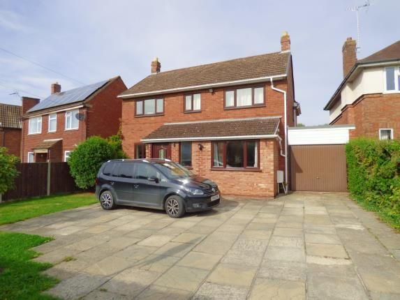 Thumbnail Detached house for sale in Tuffley Lane, Tuffley, Gloucester, Gloucestershire
