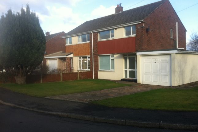 Thumbnail Semi-detached house to rent in Smithy Court, Carlisle