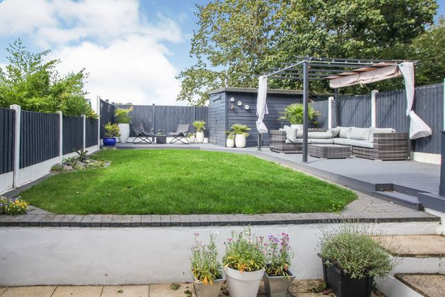 Rear Garden of Simmons Lane, London E4