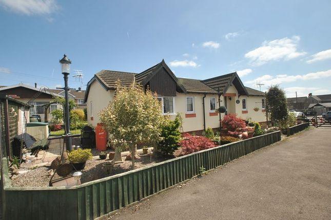 Thumbnail Mobile/park home for sale in Coalway, Nr. Coleford, Gloucestershire