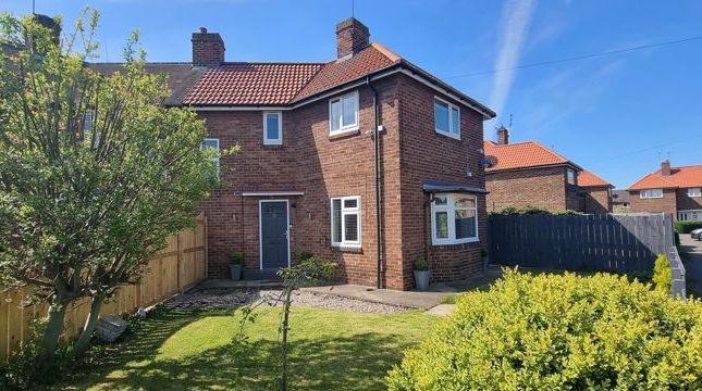 2 bed semi-detached house for sale in Julians Walk, Anlaby, Hull HU10