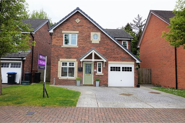 Thumbnail Detached house for sale in Hamilton Close, Newton Aycliffe