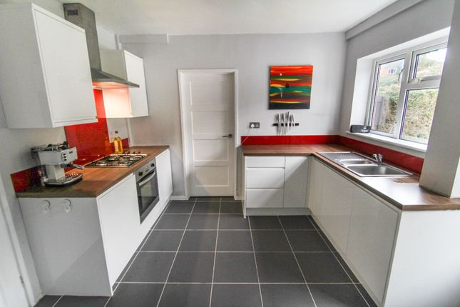 Thumbnail Terraced house for sale in St. Laud Close, Stoke Bishop