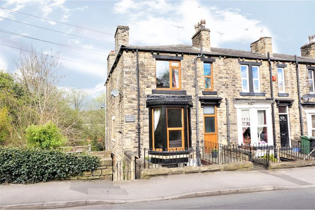 Thumbnail End terrace house for sale in Prospect Terrace, Leeds