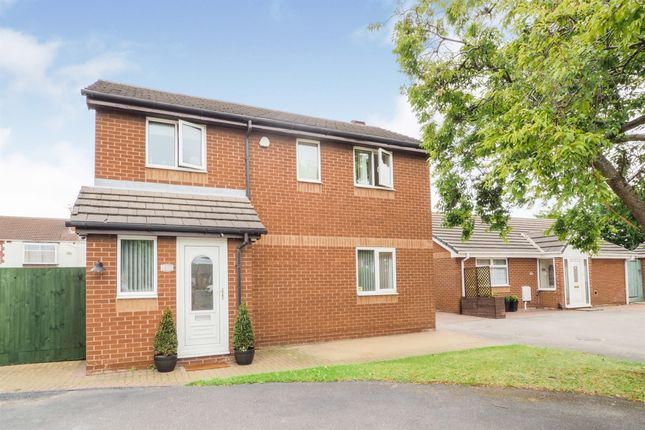 Thumbnail Detached house for sale in Springwell Gardens, Balby, Doncaster