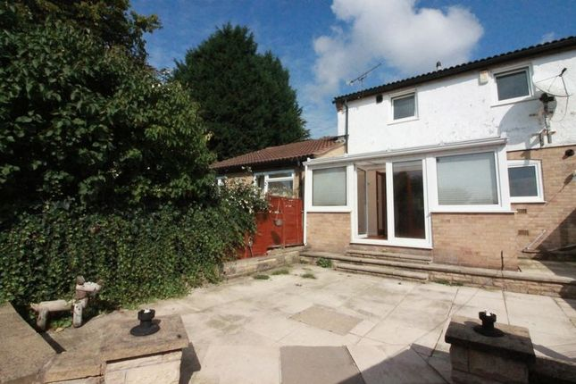 Thumbnail Semi-detached house to rent in Carwood Road, Beeston, Nottingham