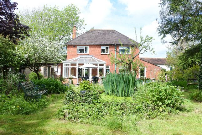 Thumbnail Detached house for sale in Ham Lane, Shaftesbury Road, Gillingham