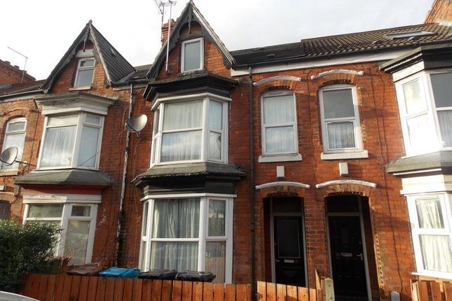 Thumbnail Terraced house for sale in May Street, Kingston Upon Hull