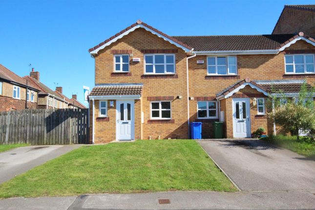 3 bed end terrace house for sale in St. Johns Court, Goole DN14