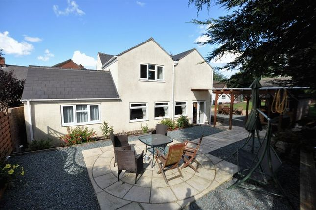 Thumbnail Detached house for sale in Main Street, Stapenhill, Burton-On-Trent