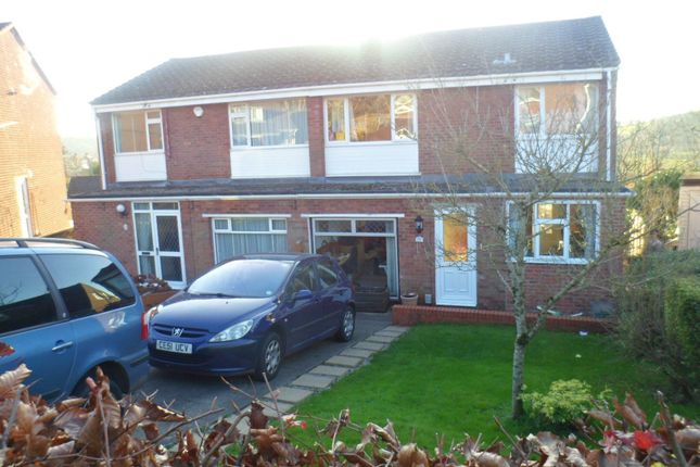 Thumbnail Property to rent in Coolgreany Crescent, Malpas, Newport