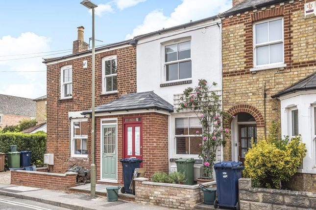 Thumbnail Terraced house for sale in Summertown, Oxfordshire
