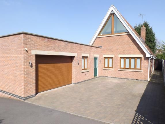 Thumbnail Detached house for sale in Owlers Lane, Littleover, Derby, Derbyshire