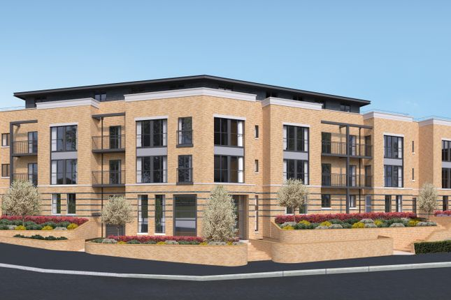 Thumbnail Flat for sale in Corner House, Godstone Road, Caterham, Surrey