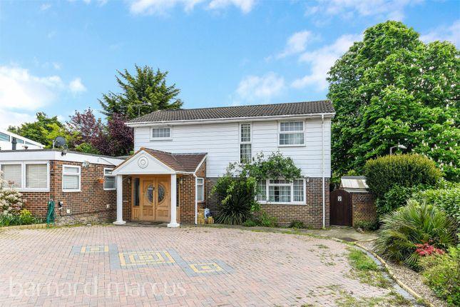 Thumbnail Link-detached house for sale in Parklands Way, Old Malden, Worcester Park