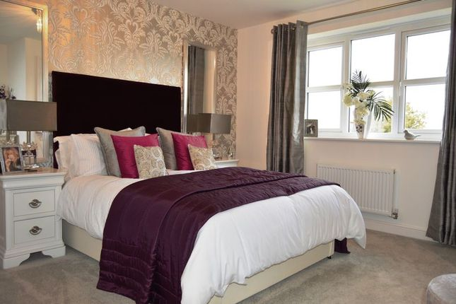 Thumbnail Detached house for sale in Plot 8 The Alderley, Gee Cross, Hyde