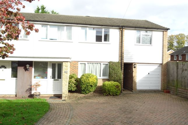 Thumbnail Semi-detached house for sale in High Tree Close, Row Town