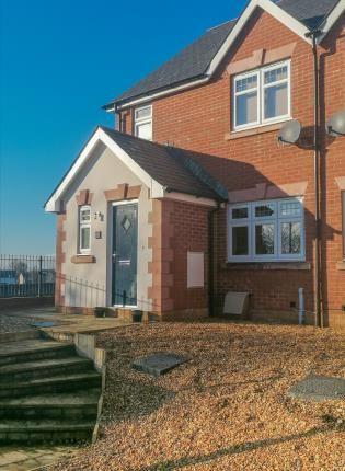 Thumbnail Semi-detached house for sale in Gwel Y Llan, Caernarfon, Gwynedd