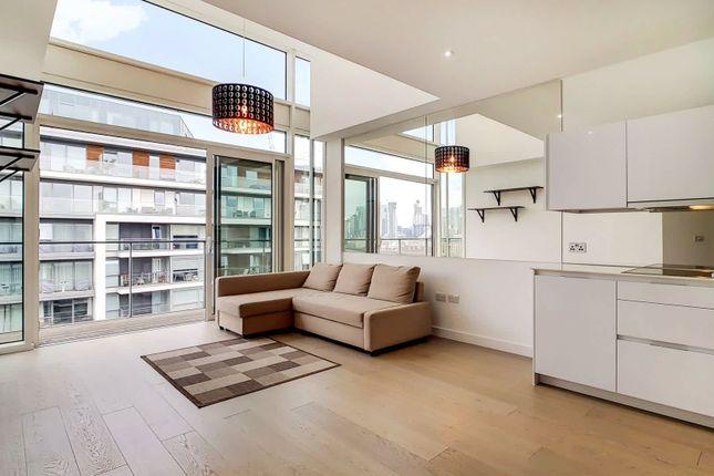 Thumbnail Flat to rent in Granite Apartments, 30 River Gardens Walk, Greenwich, London