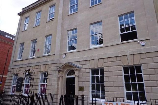 Serviced office to let in Portland Square, Bristol