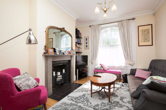Thumbnail Terraced house to rent in Cruden Street, Islington