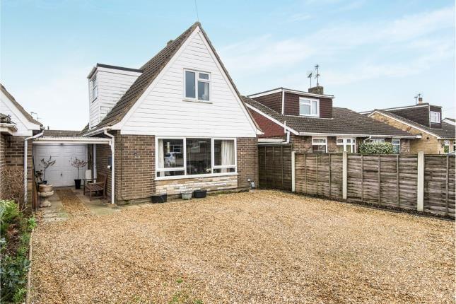Thumbnail Link-detached house for sale in Hellesdon, Norwich, Norfolk