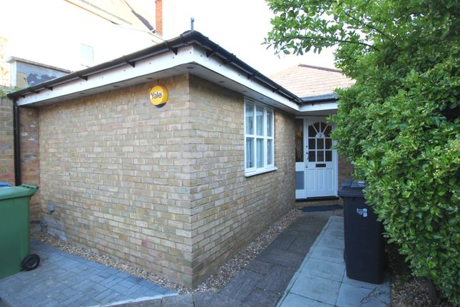 Thumbnail Detached bungalow to rent in Grove Lane, Kingston Upon Thames, Surrey