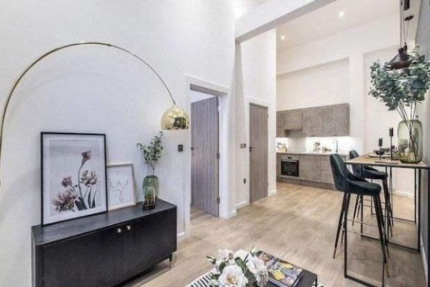 1 bed flat to rent in Kingston Road, London SW20