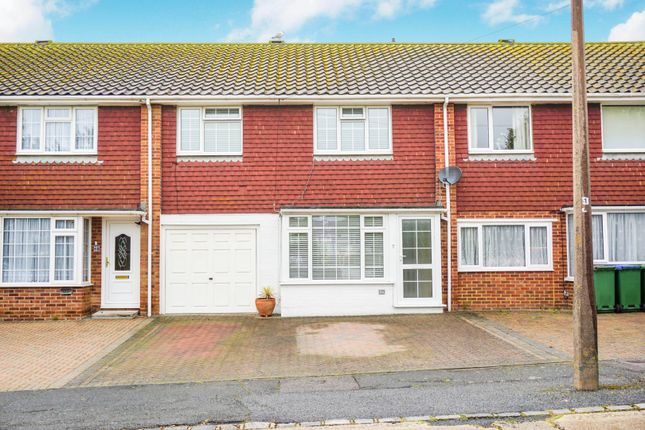Terraced house for sale in Hoddern Avenue, Peacehaven