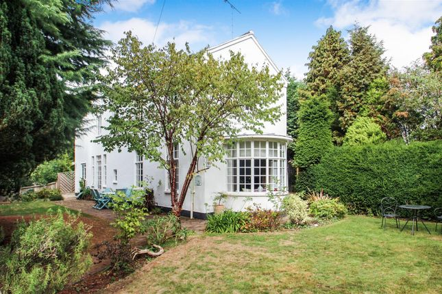 Thumbnail Detached house for sale in Rectory Lane, Thurcaston, Leicester