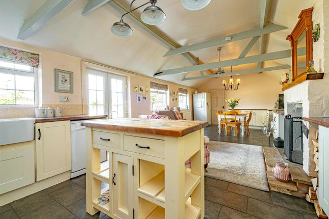 Thumbnail Detached house for sale in Beeford Road, Skipsea Brough, Driffield