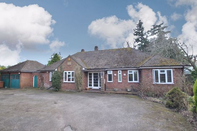 Thumbnail Detached bungalow for sale in Well Lane, Gayton, Wirral