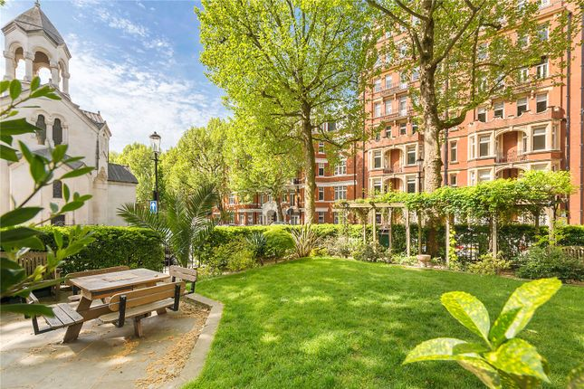 Thumbnail Flat for sale in Iverna Court, Kensington, London
