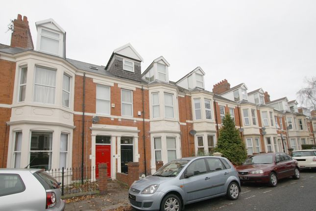 Thumbnail Property to rent in St George's Terrace, Jesmond, Newcastle Upon Tyne