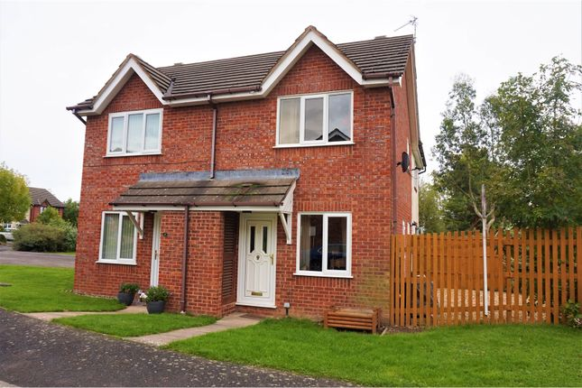 Thumbnail Semi-detached house for sale in Willow Drive, Flint
